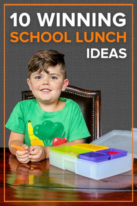 Packing lunch boxes can truly be a battle. Here are ten winning strategies and school lunch ideas that we have put together from our time in the trenches.
