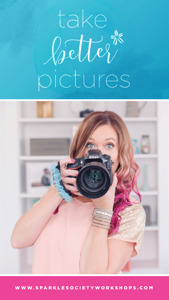 Are you ready to take better photos this school year? We're going to optimize what's in front of you so you can instantly take better photos with these 5 tips!
