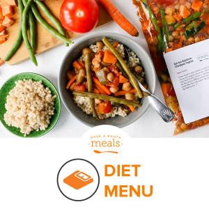 Diet February Menu