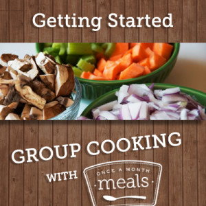 Getting Started Group Cooking