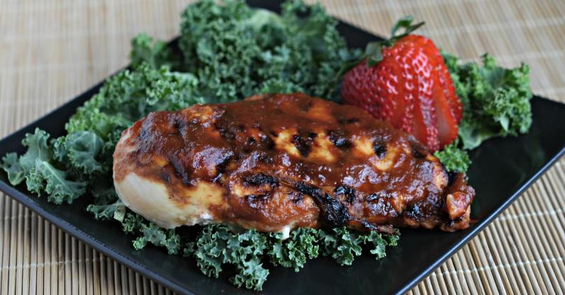 Sweet and Tangy BBQ Chicken - Freezer Meal Recipe