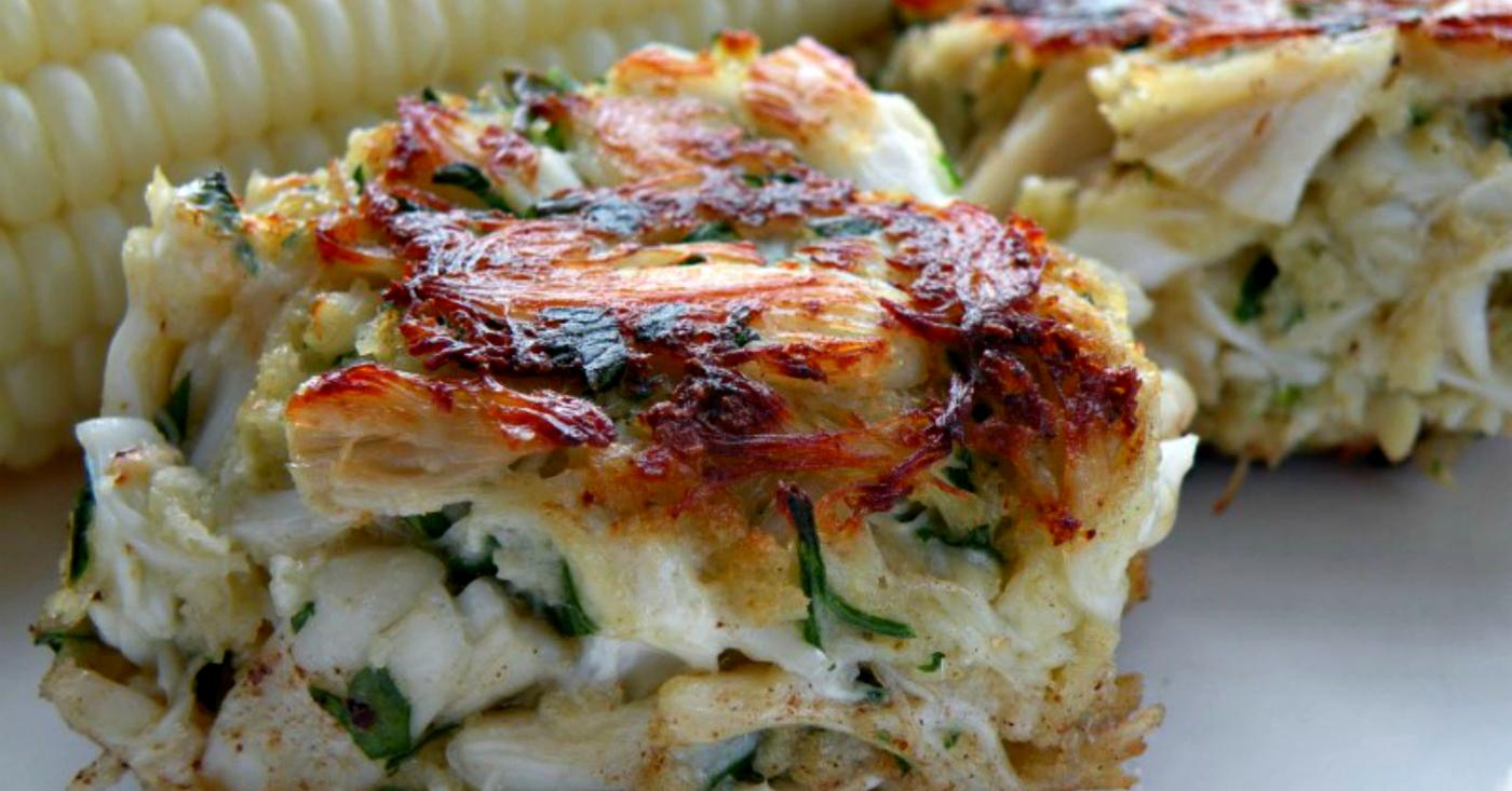 Pure And Simple Crab Cakes Dump And Go Dinner Once A Month Meals
