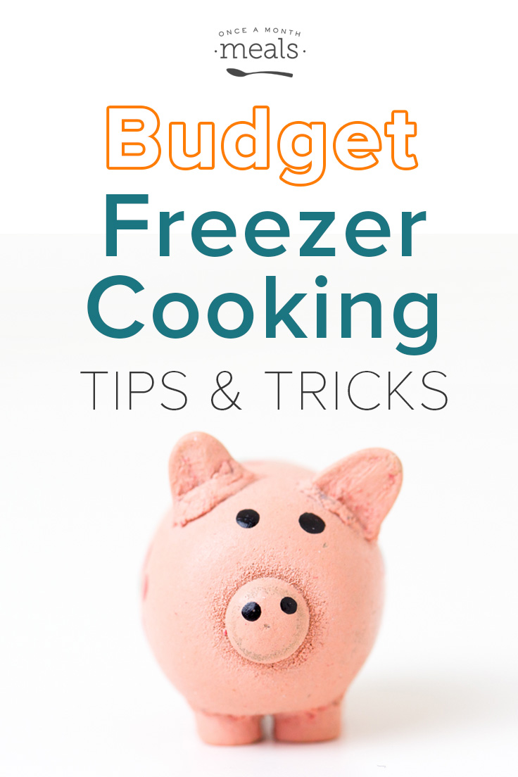 You may already know the obvious ways OAMM saves you money. But these budget freezer cooking tips will help you cut costs and spend less at the store.