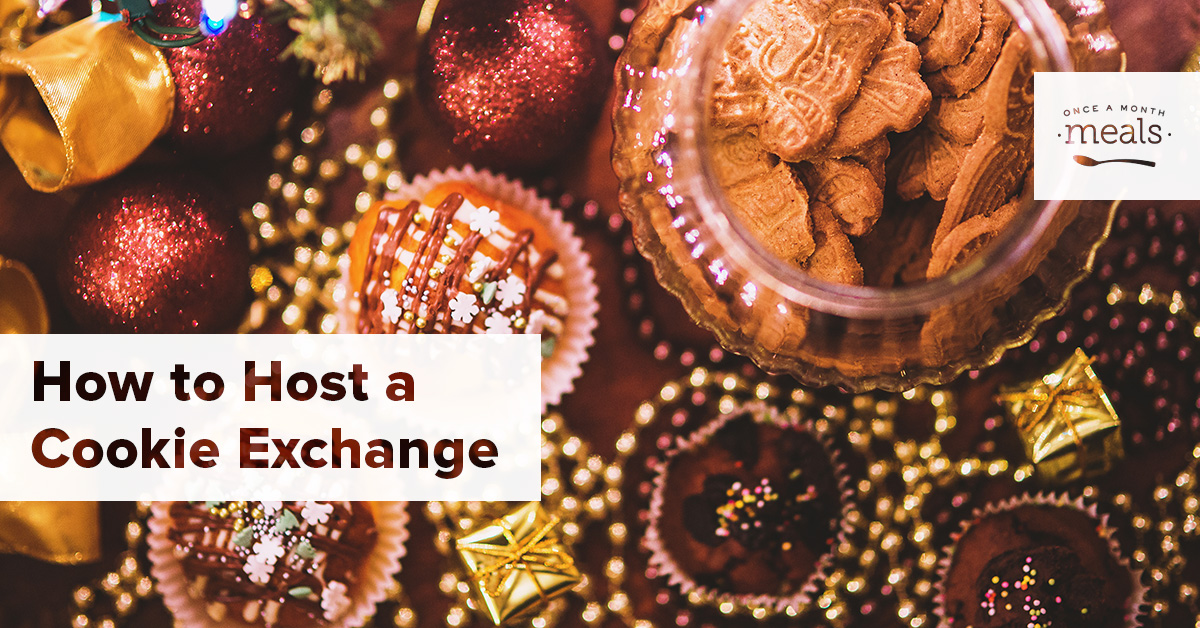 How To Host A Cookie Exchange Once A Month Meals