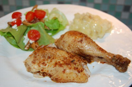 The Best Whole Chicken in the Crock Pot
