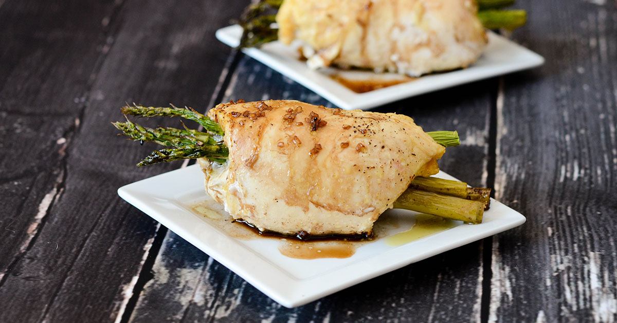 recipe: asparagus stuffed chicken breast tasty [32]