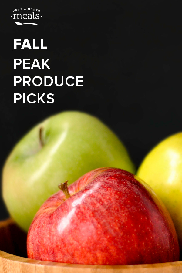 Fall Peak Produce Picks