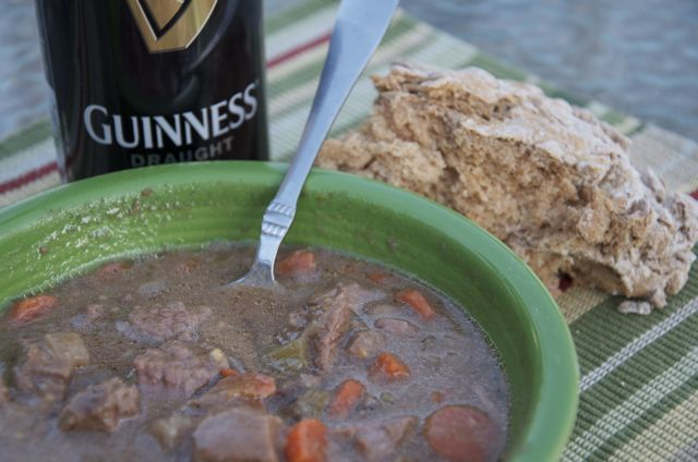 Make Ahead St. Pat's Recipes - Guinness Stew