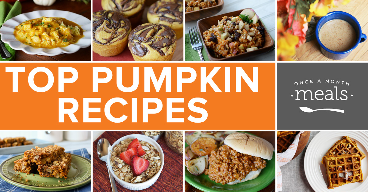 Top Pumpkin Recipes