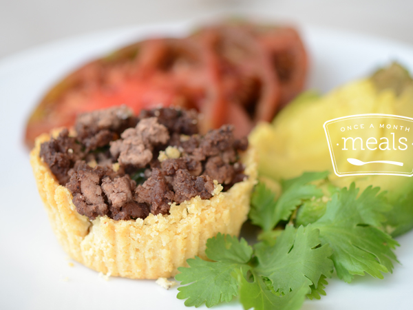 Cinco de Mayo Recipes - Paleo Mini Tacos