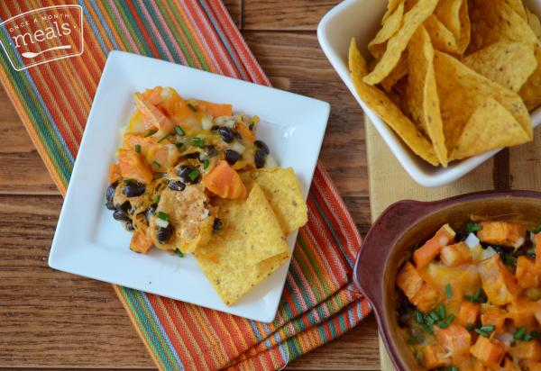 Cinco de Mayo Recipes - Sweet Potato Nachos