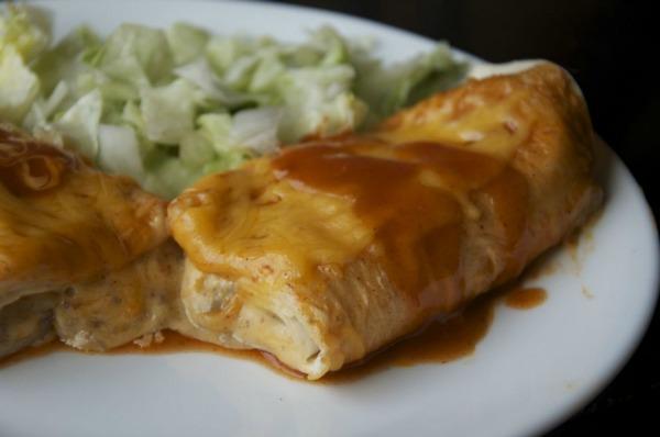 Cinco de Mayo Recipes - Easy Freezable Beef Enchiladas