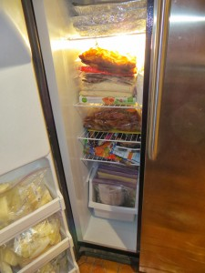 OAMM member freezer