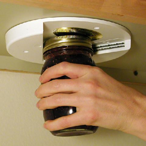 Easy Open Jar Opener