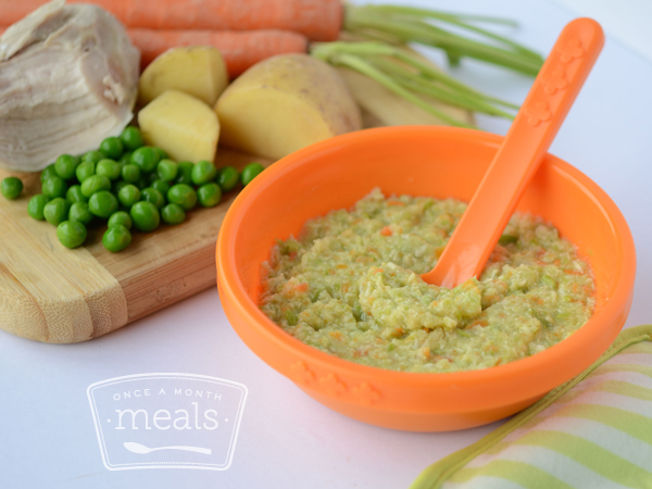 Baby food recipes for 8 months best recipe 2018 en and veggies ii 8 months once a month meals forumfinder Image collections