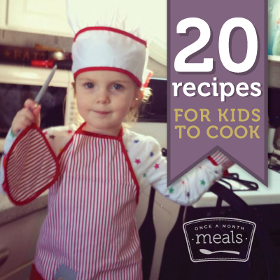 recipes for kids to cook