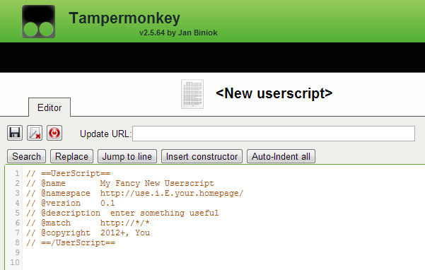 Tampermonkey Tutorial · James Hibbard