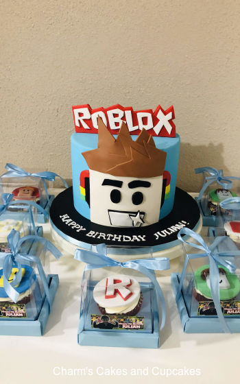 Roblox Cakes Charm S Cakes And Cupcakes
