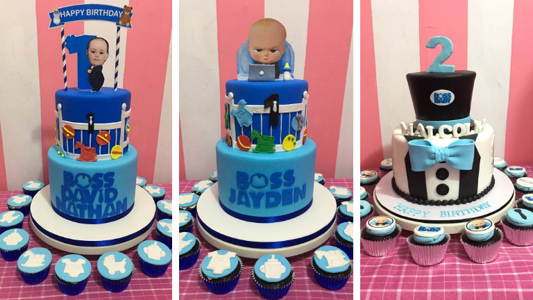 Pleasant 10 Cake Designs Ideas For Your Little Boys Upcoming Birthday Personalised Birthday Cards Veneteletsinfo