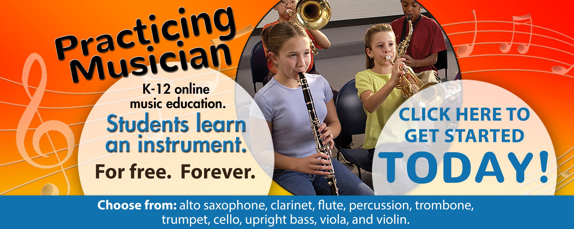 Practicing Musician Online E-learning