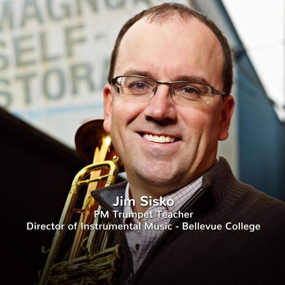Jim Sisko, Practicing Musician Trumpet Teacher