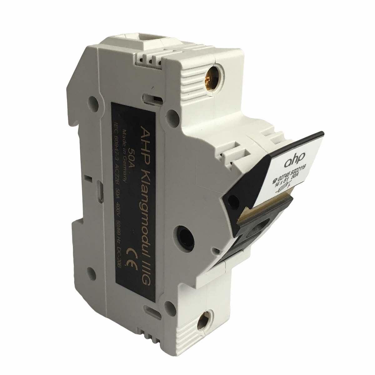 ✅ AHP Zylindrische Audio-Sicherung 14x51 mm mit CE für Klangmodule ...