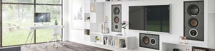 DALI PHANTOM install speakers