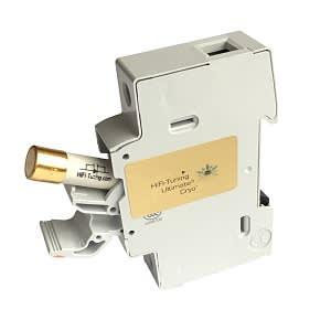 HiFi-Tuning Sicherungshalter 32A inkl. Reinsilbersicherung