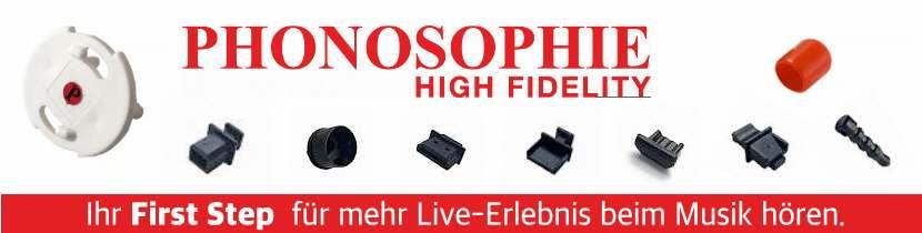 Phonosophie Zubehör