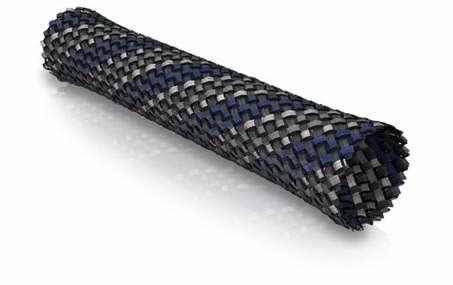 ViaBlue Gewebeschlauch BLUE big | 11 - 27 mm