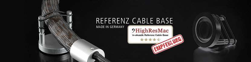 inakustik Referenz Cable Base