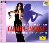 Anne-Sophie Mutter & Wiener Philharmoniker: Carmen Fantasie - XRCD2