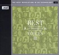 Best Audiophile Voices III - XRCD2