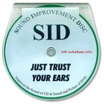 SID Modell 14 CD-Matte (grüne Matte)