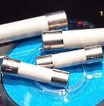 AHP Feinsicherung II 6,3 x 32 mm (250V) Kupfer hochglanzpoliert