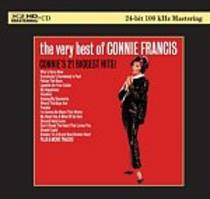 Connie Francis: The Very Best - K2HD CD