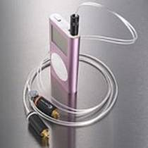 Crystal Connect Piccolo Diamond iPod RCA