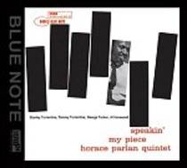 Horace Parlan: Speakin my Piece - XRCD24