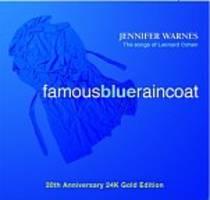 Jennifer Warnes: Famous Blue Raincoat - 24 Karat Gold CD