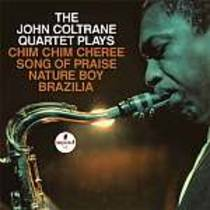 John Coltrane: The John Coltrane Quartet Plays