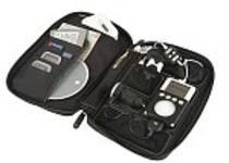Nylon Tasche für iPod inkl. iCharger und iSplitter
