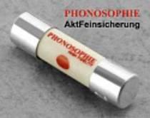 Phonosophie 5 x 20 mm Feinsicherung mit Aktivator Tech., Ag-Ausführung