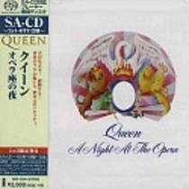 Queen: A Night At The Opera (Platinum-SHM-SACD)