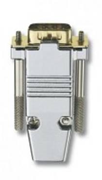 In-Akustik S-1 Sub-D / VGA Stecker Vollmetall