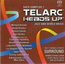 Telarc Jazz & World SACD Sampler 7 (Mehrkanal)