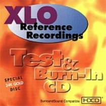 Test & Burn-In CD - XLO Kabel und Reference Recordings
