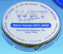 WBT-0805 Silberlot (Silberlötzinn bleifrei)