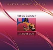Friedemann: Memory Lane [Limited Luxury Edition]