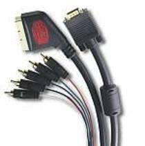 inakustik Premium VGA (m) <--> 5 RCA