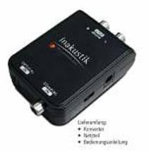 inakustik Star Audio DAC II Opto/Coax --> 2 RCA